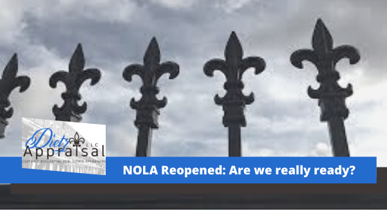 NOLA Reopened: Are we really ready?
