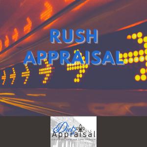 Rush Appraisal Web